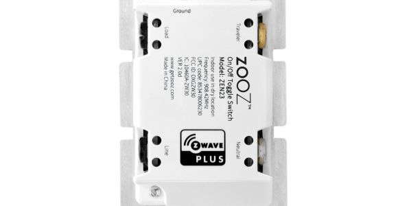 Three Way toggle Switch Wiring Diagram Zooz Z Wave Plus On Off toggle Switch Zen23 Ver 3 0 the Smartest