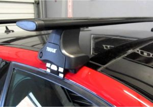 Thule Audi Tt Roof Rack 2012 Audi A3 with Thule 480r Traverse Black Aeroblade Roof Rack by