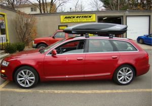Thule Audi Tt Roof Rack Audi Roof Rack Rack attack Boston S Blog
