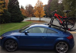Thule Audi Tt Roof Rack Yakima Rack On A 2000 Tt Not Roof or Hitch Audiworld forums