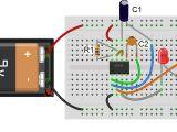 Time Delay Relay Wiring Diagram 555 Timer Basics Monostable Mode