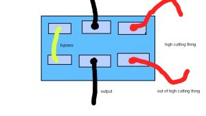 Toggle Switch Wiring Diagram Wiring Clean Od Dpdt toggle the Amp Garage