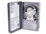 Tork 1103 Wiring Diagram Nsi Industries tork 1109a Indoor 40 Amp Multi Volt Mechanical Lighting and Appliance Timer 24 Hour Programming Multiple On Off Settings