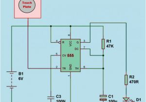 Touch Lamp Sensor Wiring Diagram What are Different Types Of Sensors with Circuits