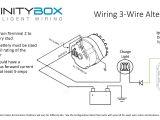 Toyota Alternator Wiring Diagram Mgb Gm One Wire Alternator Conversion 2000 Nissan Maxima Alternator