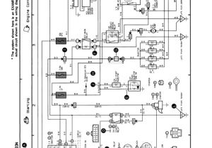 Toyota Corolla Alternator Wiring Diagram toyota Coralla 1996 Wiring Diagram Overall toyota Car