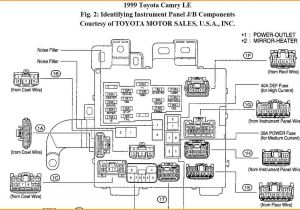 Toyota Corolla Alternator Wiring Diagram Wiring Diagram Of toyota Cars Wiring Diagram Blog
