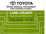 Toyota Landcruiser 80 Series Wiring Diagram 80 Series Manual