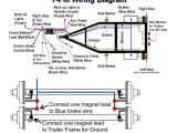 Trailer Connector Wiring Diagram 7 Way Wiring Diagram for Trailer Light 4 Way Bookingritzcarlton Info
