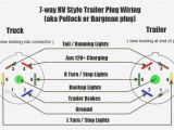 Trailer Harness Wiring Diagram 7 Way 7 Way Trailer Plug Wiring Diagram Contrail Trailer Wiring Diagram