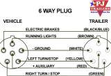 Trailer Lights Wiring Diagram 6 Pin 6 Pin Trailer Diagram Blog Wiring Diagram