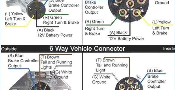 Trailer Lights Wiring Diagram 6 Pin Trailer Wire Diagram 6 Pin Wiring Diagram Page