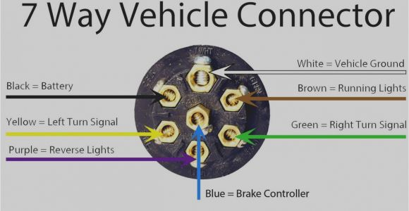 Trailer Lights Wiring Diagram 7 Pin Redline Chevy 7 Pin Wiring Harness Electrical Schematic Wiring Diagram