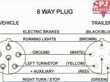 Trailer Plug Wiring Diagram 6 Way 6 Pin ford Trailer Wiring Diagram Wiring Diagram Show