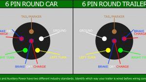 Trailer Plug Wiring Diagram 6 Way 6 Round Plug Wiring Diagram Wiring Diagram Expert