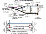 Trailer Wire Diagram 7 Wire Dog Trailer Wiring Diagram Wiring Diagram Article Review