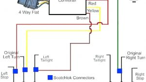Trailer Wiring Diagram 4 Pin 4 Wire Schematic Wiring for Wiring Diagram Centre