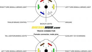 Trailer Wiring Diagram 7 Pin to 4 Pin 6 Point Trailer Plug Wiring Diagram Wiring Diagram Show