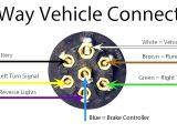 Trailer Wiring Diagram 7 Pin Wiring Diagram for 6 Pin Trailer Plug Table Wiring Diagram