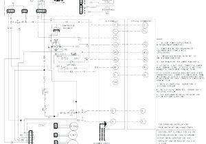 Trane Rooftop Unit Wiring Diagram Trane Wiring Schematic Wiring Diagram Basic