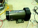 Treadmill Motor Wiring Diagram Pwm Elektromotor 1 8kw 180v Dc 10a Youtube