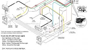 Truck Lite Plow Lights Wiring Diagram Smith Brothers Services Sealed Beam Plow Light Wiring