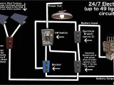 Tunnel Lighting Wiring Diagram How to Run Lights 24 7 with No Flickering Playrust