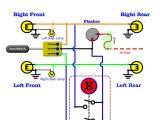 Turn Signal Flasher Wiring Diagram Simple Turn Signal Wiring Diagram Wiring Diagram Paper