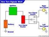 Turn Signal Flasher Wiring Diagram Turn Signal Light Wiring Diagram Wiring Diagram Paper