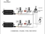 Two Humbucker Wiring Diagram Guitar Wiring Diagrams Wiring Diagram Technic