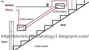 Two Way Electrical Switch Wiring Diagram Staircase Lighting Wiring Diagram Wiring Diagram