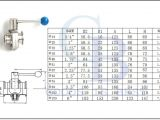Tyco Bfv 300 Wiring Diagram 2 Sanitary butterfly Valve Stainless Steel 304 Tri Clamp Food Grade