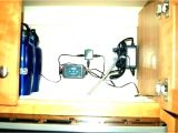 Under Cabinet Lighting Wiring Diagram Concealing Undercounter Low Voltage Wires Electrical Contractor