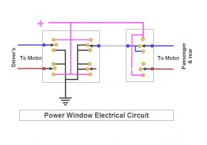 Universal Power Window Switch Wiring Diagram Wiring Diagram Power Wiring Diagram Autovehicle