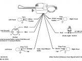 Universal Turn Signal Wiring Diagram 900 Universal Turn Signal Switch Schematic Free Download Wiring