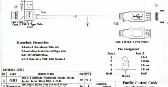 Usb 2.0 Wire Diagram Usbamraf 3in Usb A Male Right Angle to Usb A Female 3 Inch Adapter