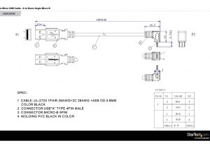 Usb Cable Wire Diagram Usb Cable Wiring Schematic Wiring Diagrams Place