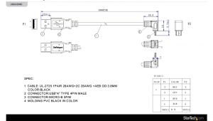 Usb Cable Wiring Diagram Usb Cable Wiring Schematic Wiring Diagrams Place