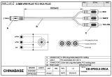 Usb Cord Wire Diagram Av Micro 4pin Wiring Diagram Wiring Diagram Sheet