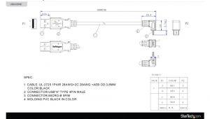 Usb to Db9 Wiring Diagram Usb Rj45 Cable Wiring Diagram Wiring Diagram