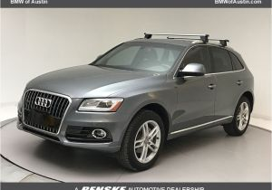 Used Audi Qs5 2015 Used Audi Q5 Quattro 4dr 2 0t Premium Plus at Bmw Of Austin