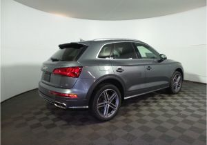 Used Audi Qs5 2018 New Audi Sq5 3 0 Tfsi Premium Plus at Inskip S Warwick Auto