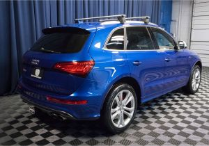 Used Audi Qs5 Used 2016 Audi Sq5 Premium Plus Quattro Awd Suv for Sale 47684