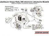 Vespa Px 200 Wiring Diagram Vespa Gt200 Wiring Diagram Ignition Wiring Diagram Centre