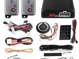 Viper Responder 350 Wiring Diagram Amazon Com Easyguard Ec002 T Smart Key Pke Car Alarm System Auto