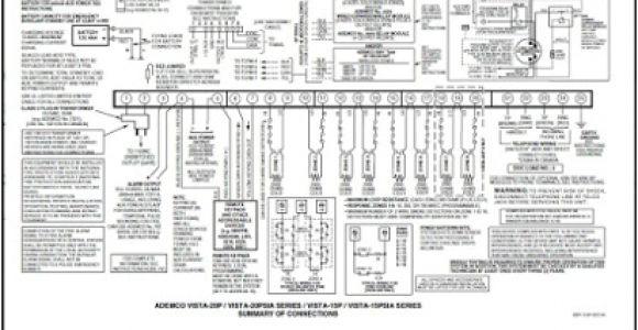 Vista 20p Wiring Diagram Honeywell Lynx Plus Installation Manual