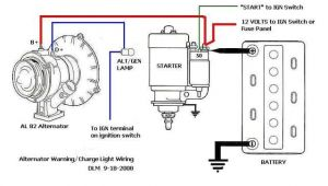 Vw Alternator Wiring Diagram Vw Alternator Conversion Wiring Guide Wiring Diagram Rows