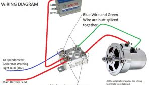 Vw Bug Alternator Wiring Diagram Alternator Conversion Instructions Vw Vw Parts Vw Beetles