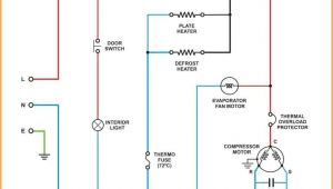 Walk In Cooler Defrost Timer Wiring Diagram Refrigerator Defrost Timer Wiring Diagram Wiring Diagram New