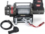 Warn 2500 atv Winch Wiring Diagram Warn 47801 M15000 Series Electric 12v Heavyweight Winch with Steel Cable Wire Rope 7 16 Diameter X 90 Length 7 5 ton 15 000 Lb Pulling Capacity